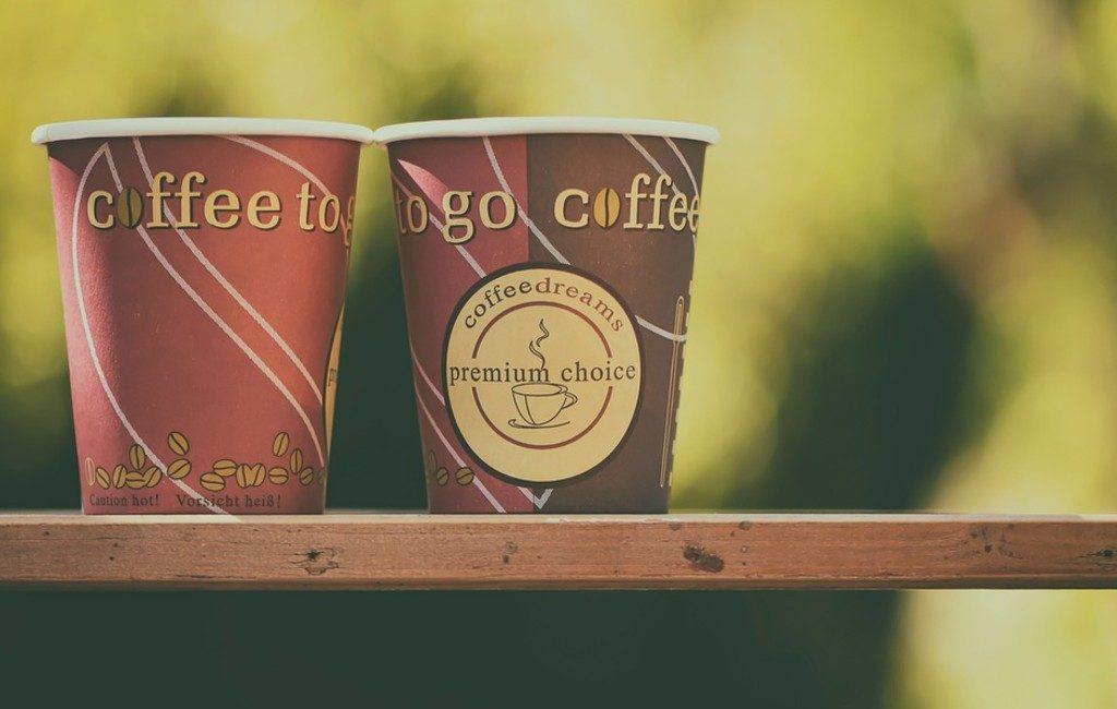 Países Bajos prohíbe vender tazas y vajilla de bambú, incluida la taza de café sostenible y de moda para llevar.