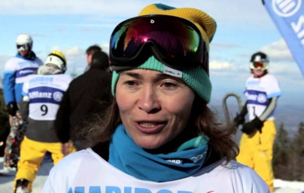 Fallece Bibian Mentel (48), la tres veces campeona paralímpica de snowboard y símbolo de la lucha contra el cáncer