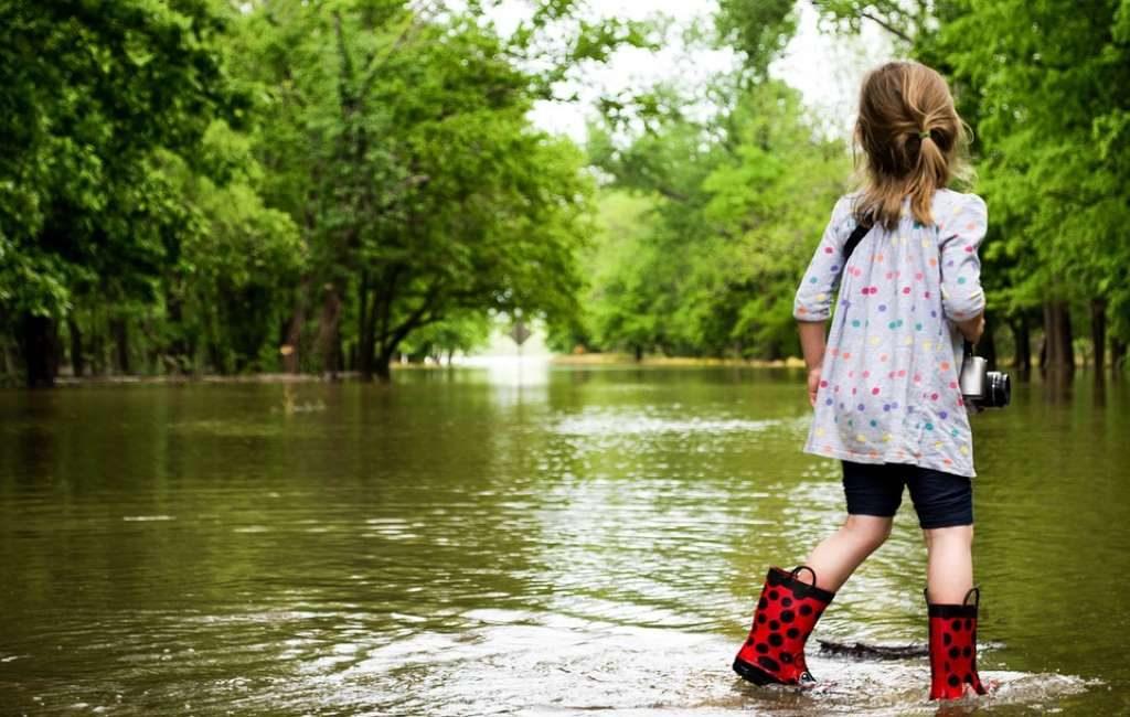 Código naranja por lluvias torrenciales en Limburgo