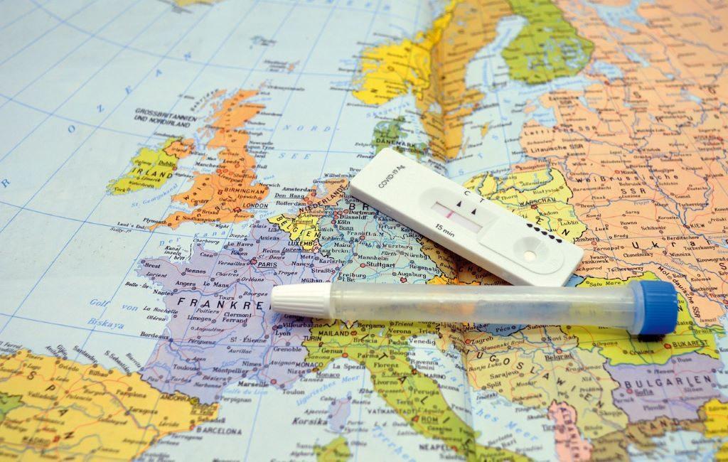 Países Bajos deja de ser para Alemania un área de alto riesgo