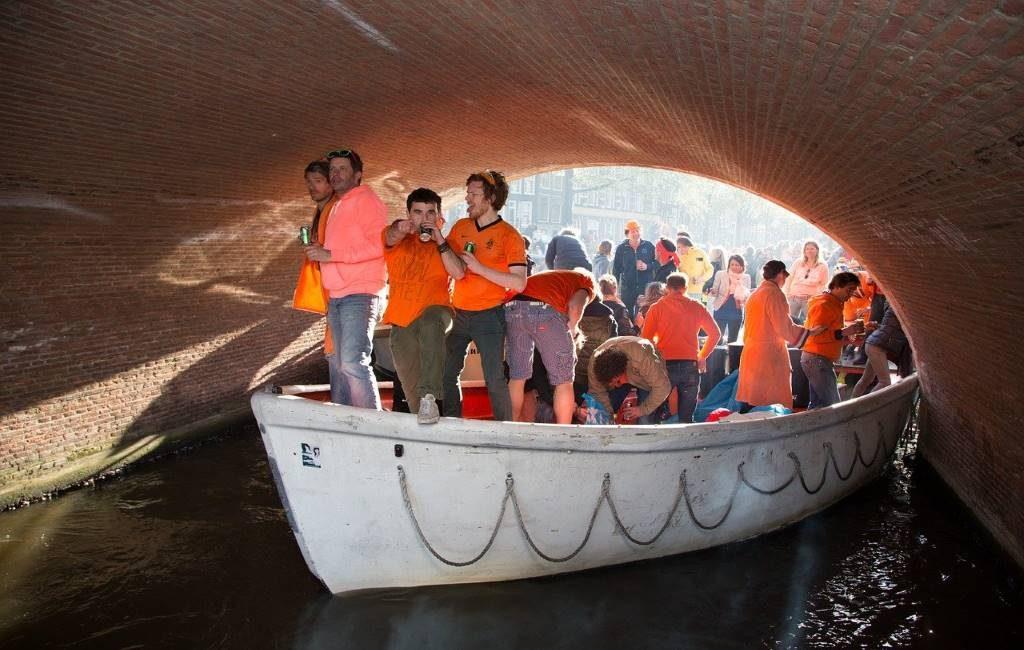 ¿Cómo se festeja el Koningsdag en las Redes Sociales?