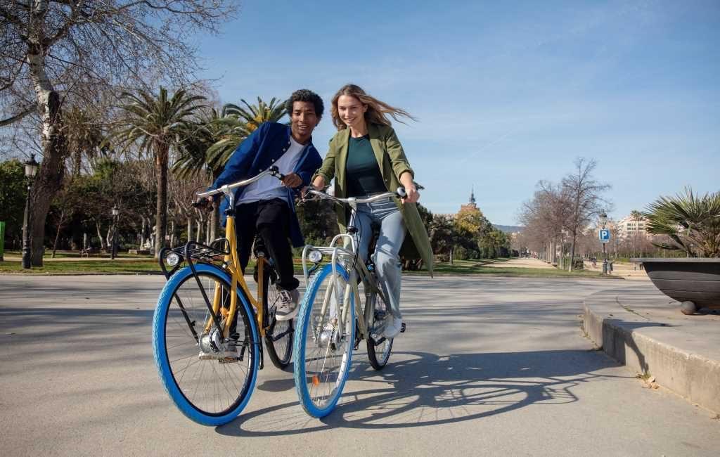 El servicio de alquiler de bicicletas Swapfiets llega a Barcelona.