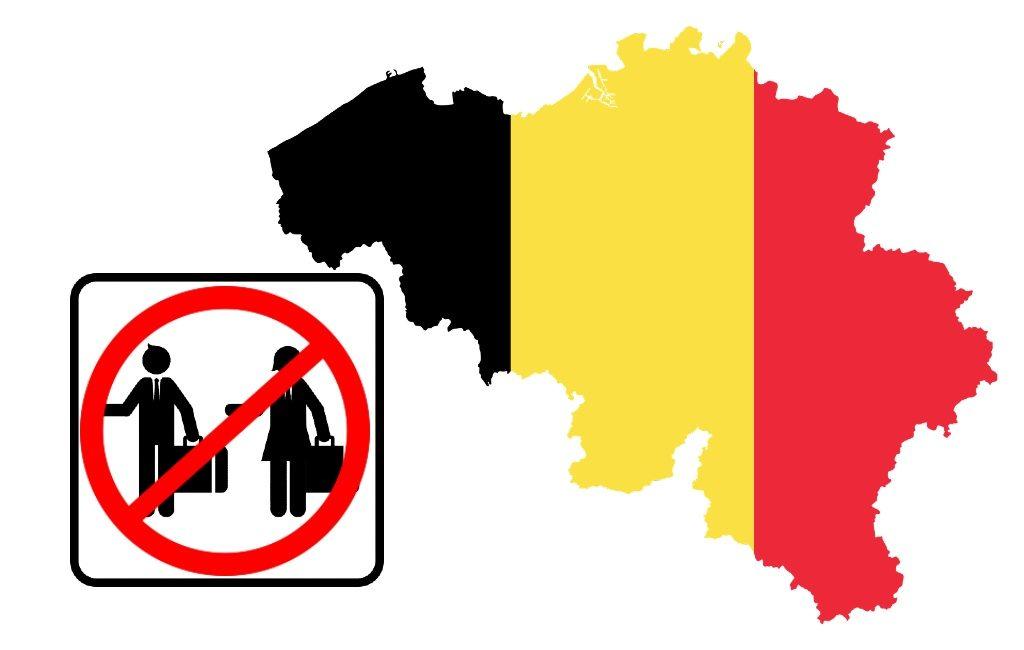 Bélgica prohíbe todos los viajes no esenciales
