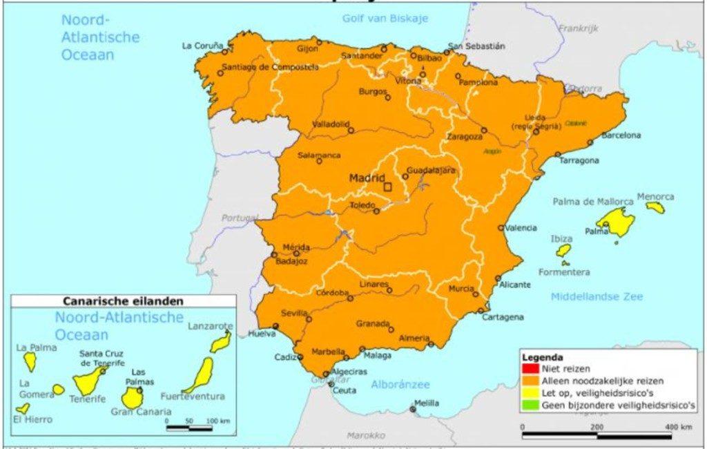 España Consejo Amarillo