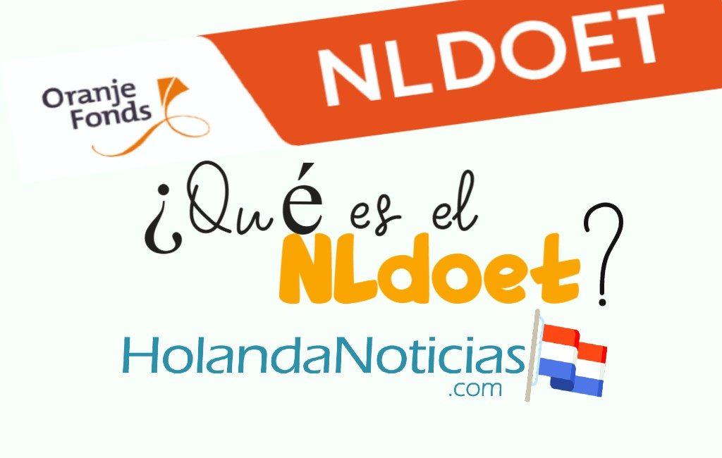 En los Países Bajos celebran NLdoet el 28 y 29 de mayo. ¿Qué es el NLdoet?