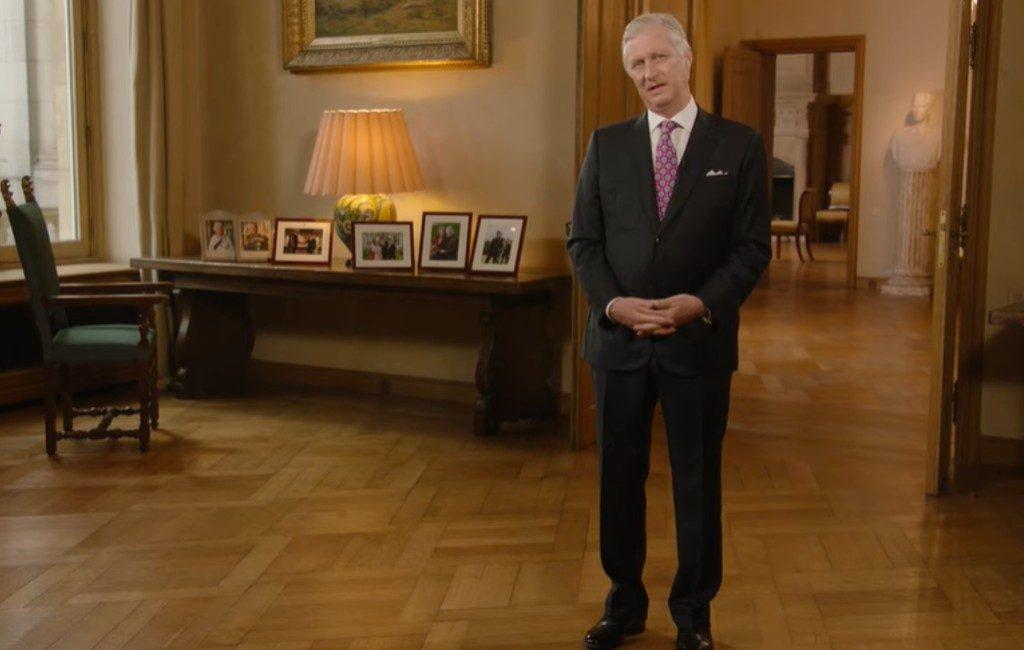 El vídeo y el discurso por el Nationale feestdag 2021 del Rey de Bélgica