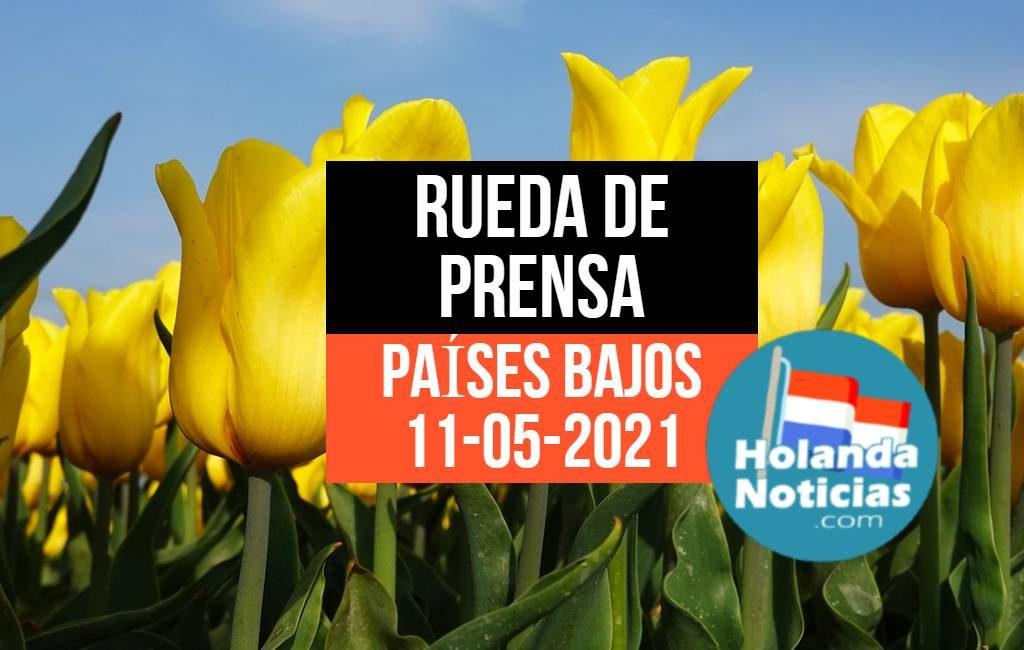 La Rueda de Prensa del martes 11 en los Países Bajos
