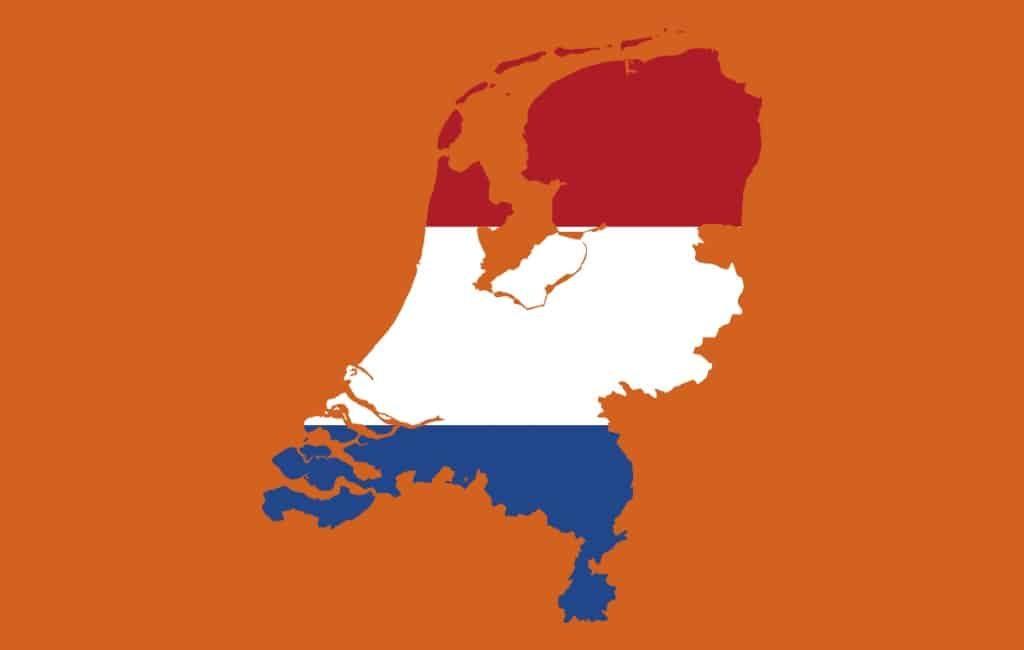 ¿Cómo es la división administrativa de los Países Bajos?