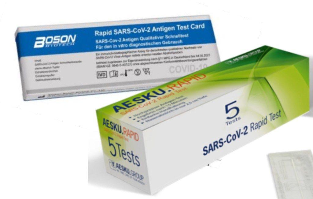 ¿Qué son los test de auto diagnóstico del SARS-CoV-2 (coronavirus)? ¿Dónde se venden?