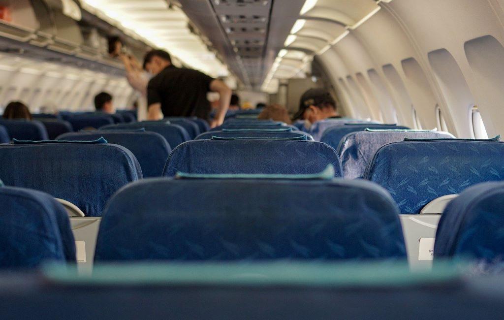 El número de pasajeros bajó un 91% en el aeropuerto de Bruselas en marzo