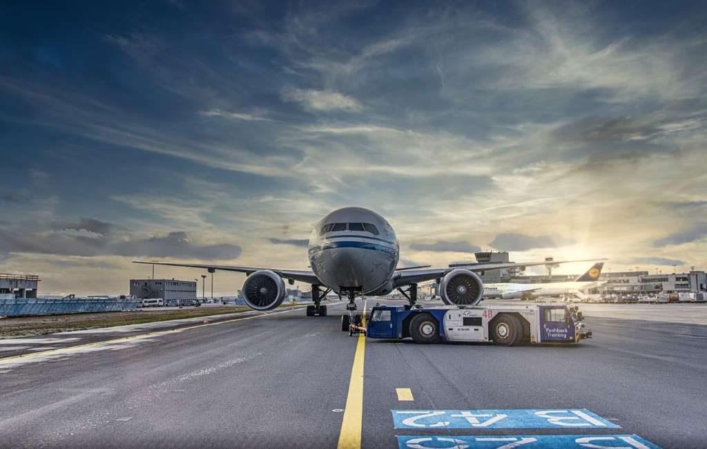Aterrizaje de emergencia con avión de pasajeros en el aeropuerto de Bruselas