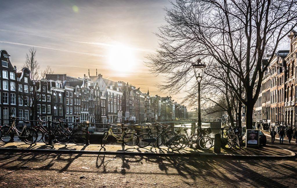 Ámsterdam es la capital de los Países Bajos