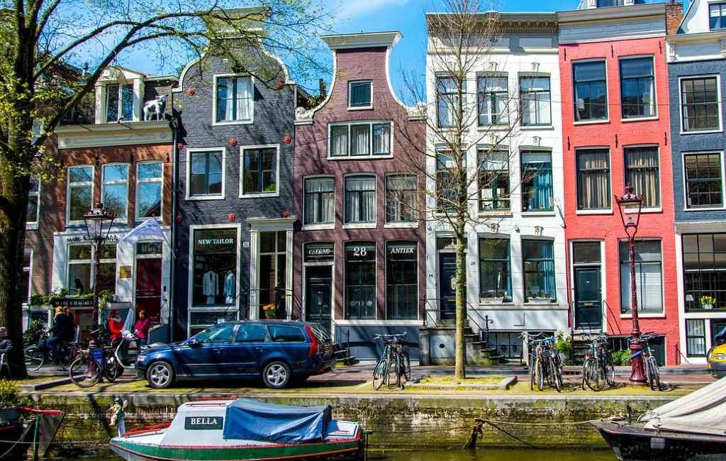 Países Bajos (holanda) mascarilla obligatoria