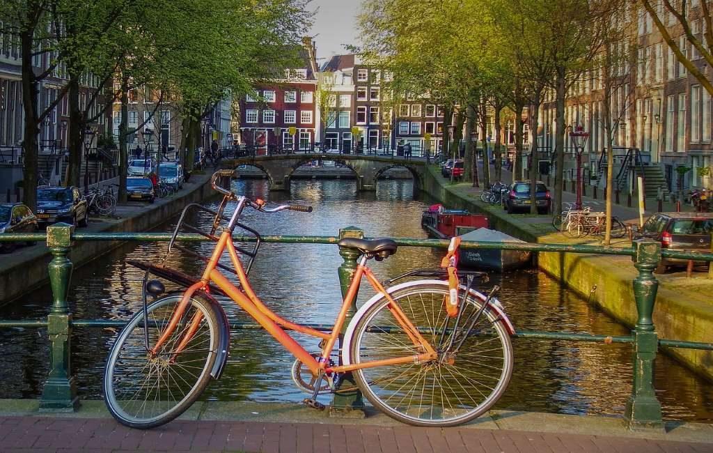 Cuidado, están faltando repuestos y suministros de bicicletas en los Países Bajos.