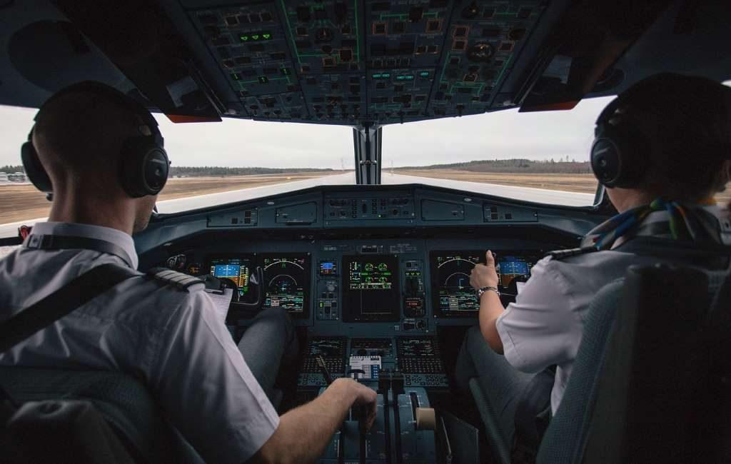 La tripulación de vuelo y el test rápido para volar a Países Bajos