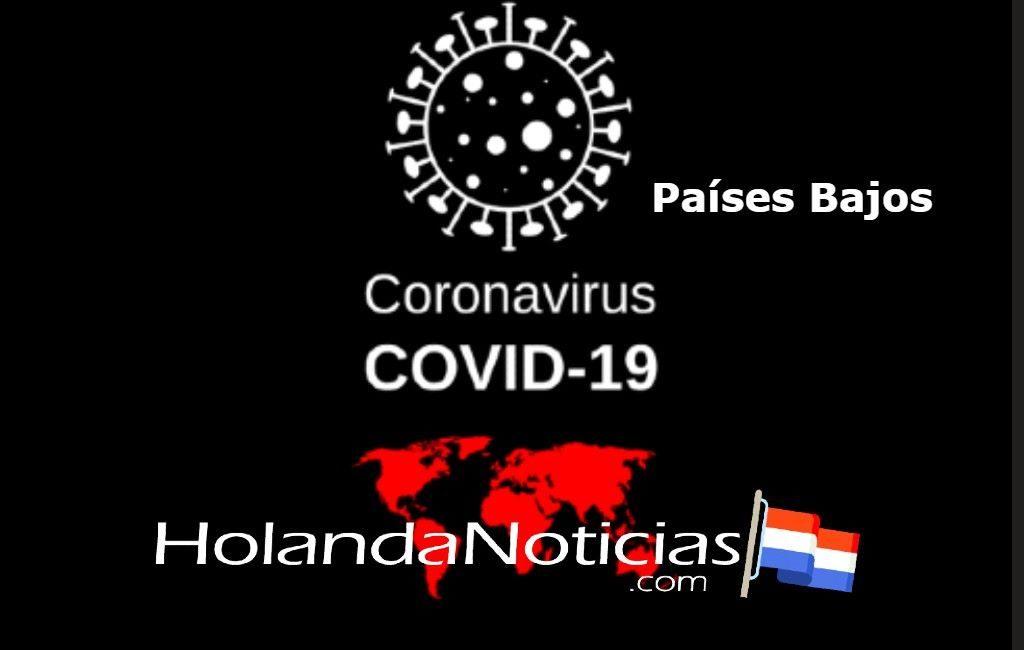 Las cifras del corona (COVID-19) en los Países Bajos (1de agosto)