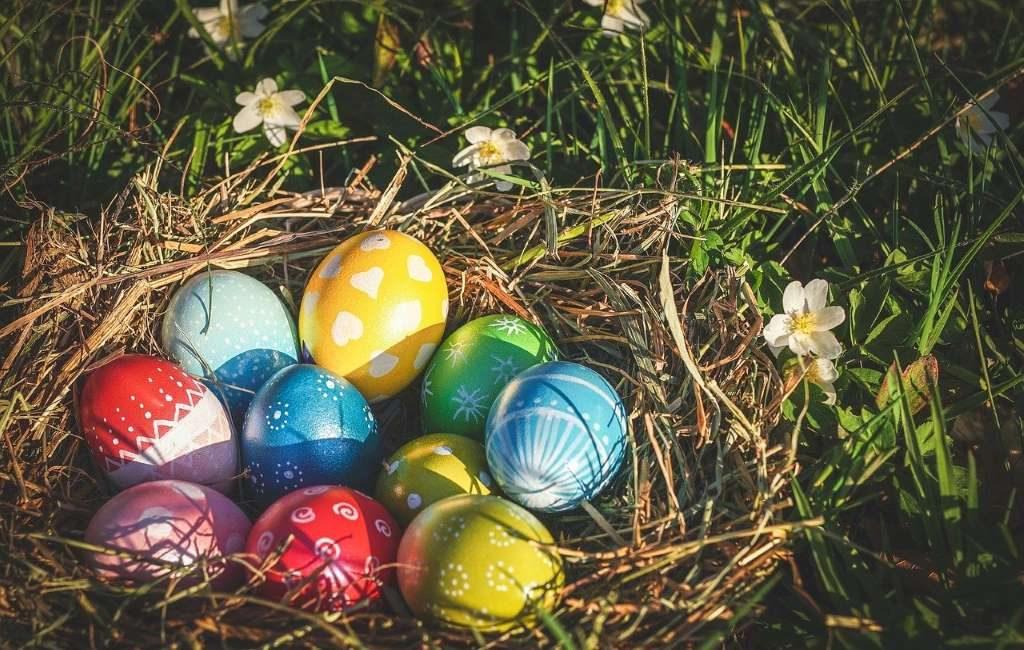 ¿Por qué están locos por los huevos de Pascua en los Países Bajos?