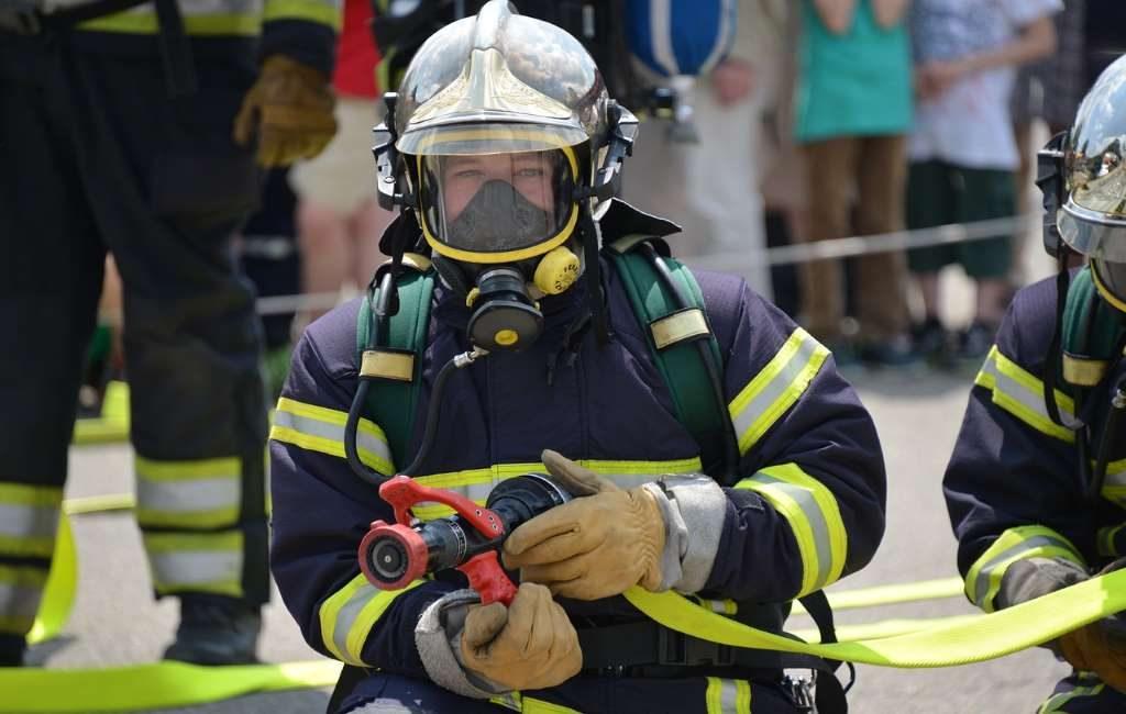 Incendio Empresa Croda Gouda Países Bajos
