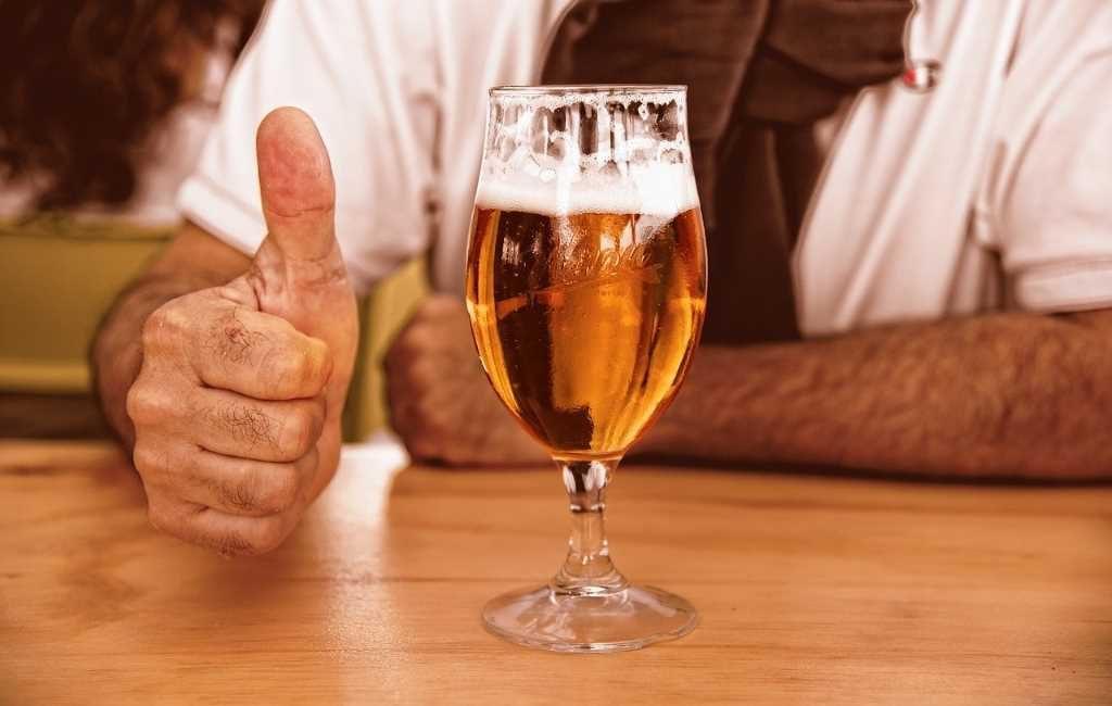 En los Países Bajos, el consumo de cerveza sin alcohol aumentó un 8,5 por ciento.