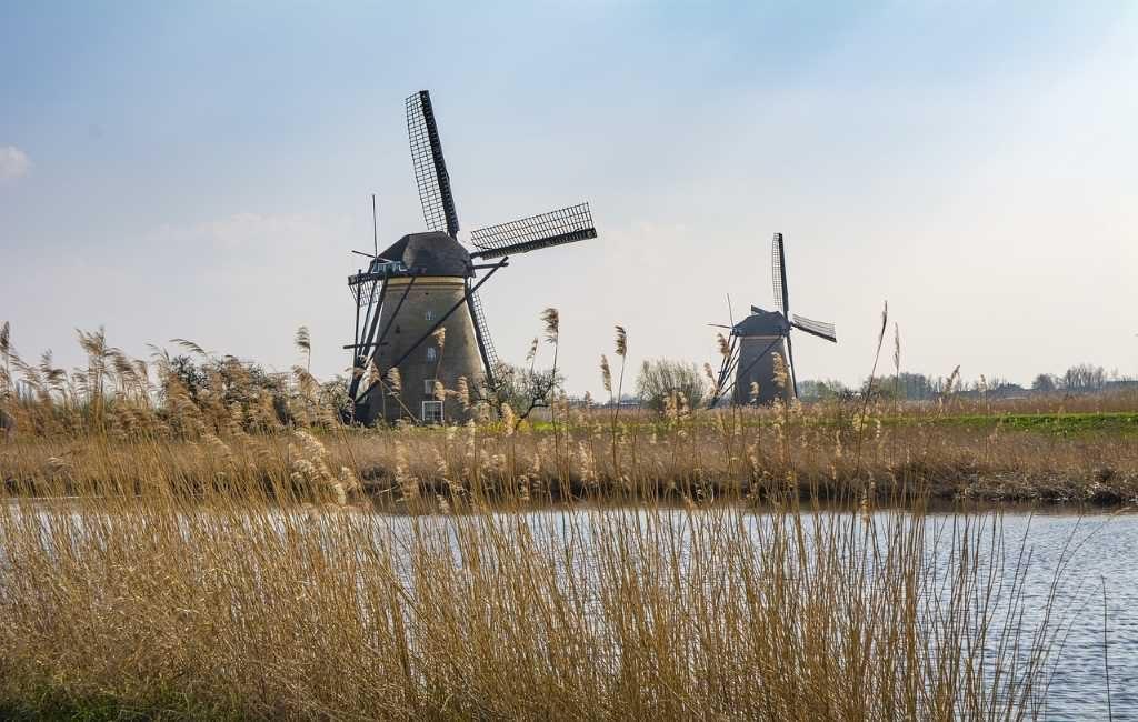 Países Bajos y lista del Patrimonio Mundial de la UNESCO