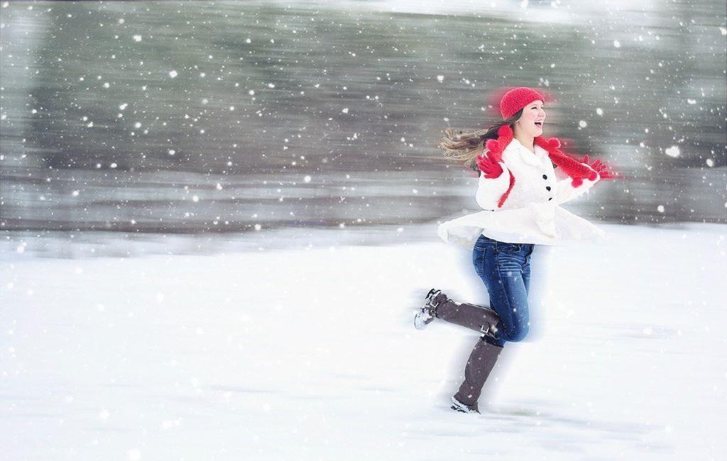 Cae nieve en varias zonas de los Países Bajos. Mira los sorprendentes vídeos