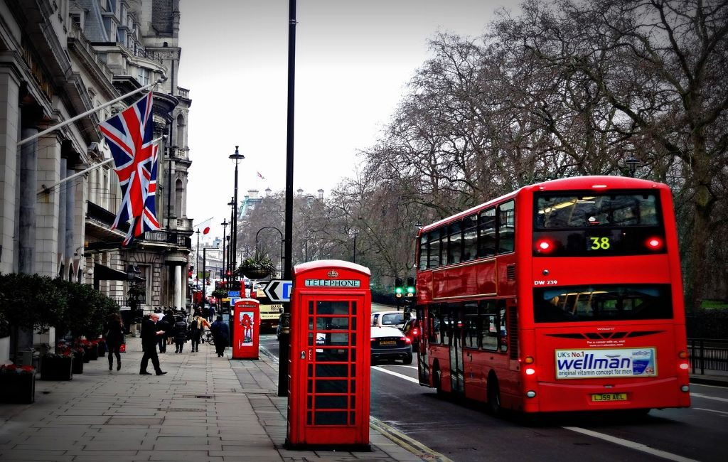 Reino Unido es zona de muy alto riesgo desde el 10 de junio