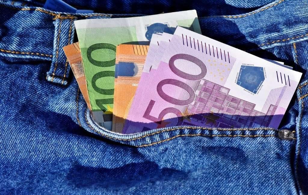 Los belgas se enriquecieron en 45,5 mil millones de euros en 2020 .