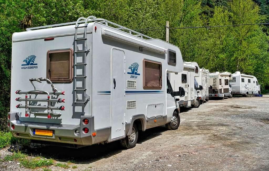Se disparan las ventas de caravanas y coches caravanas de segunda mano en los Países Bajos.