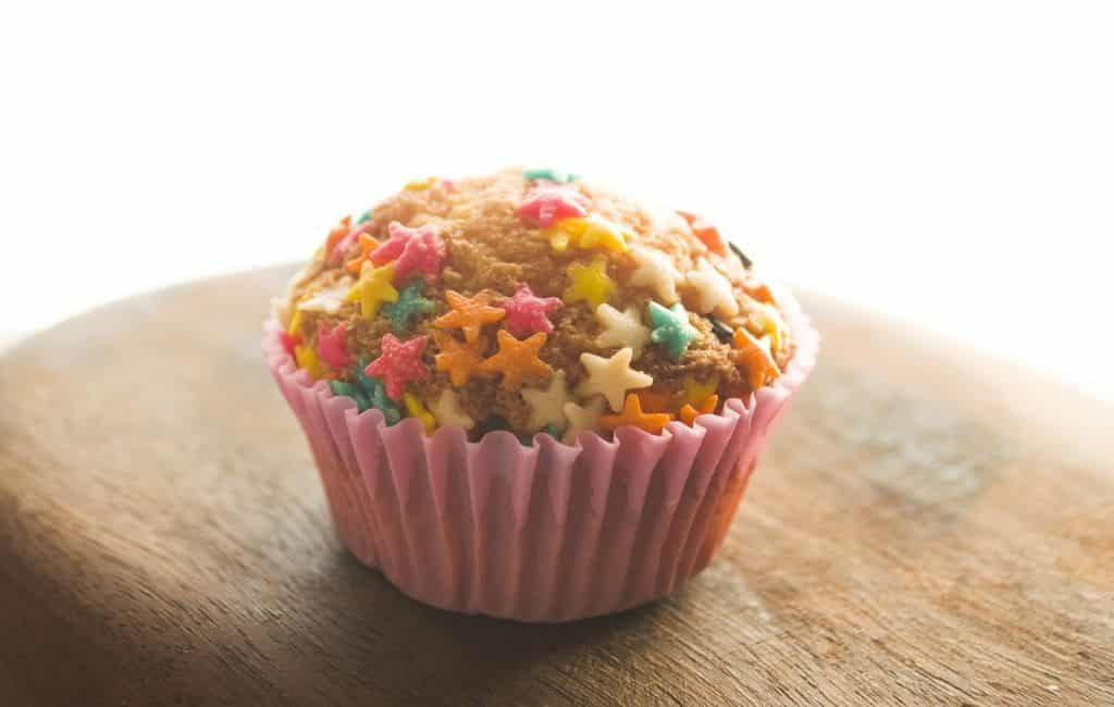 Muffins de kruid­no­ten o especias