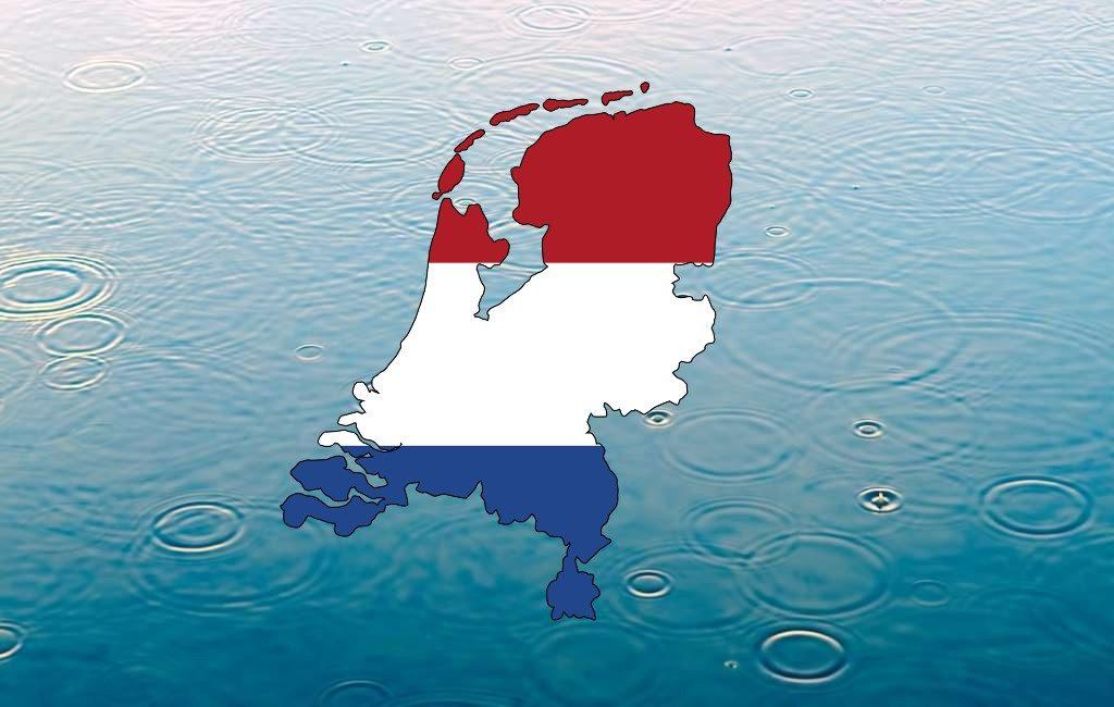 Las inundaciones en los Países Bajos 24 de julio