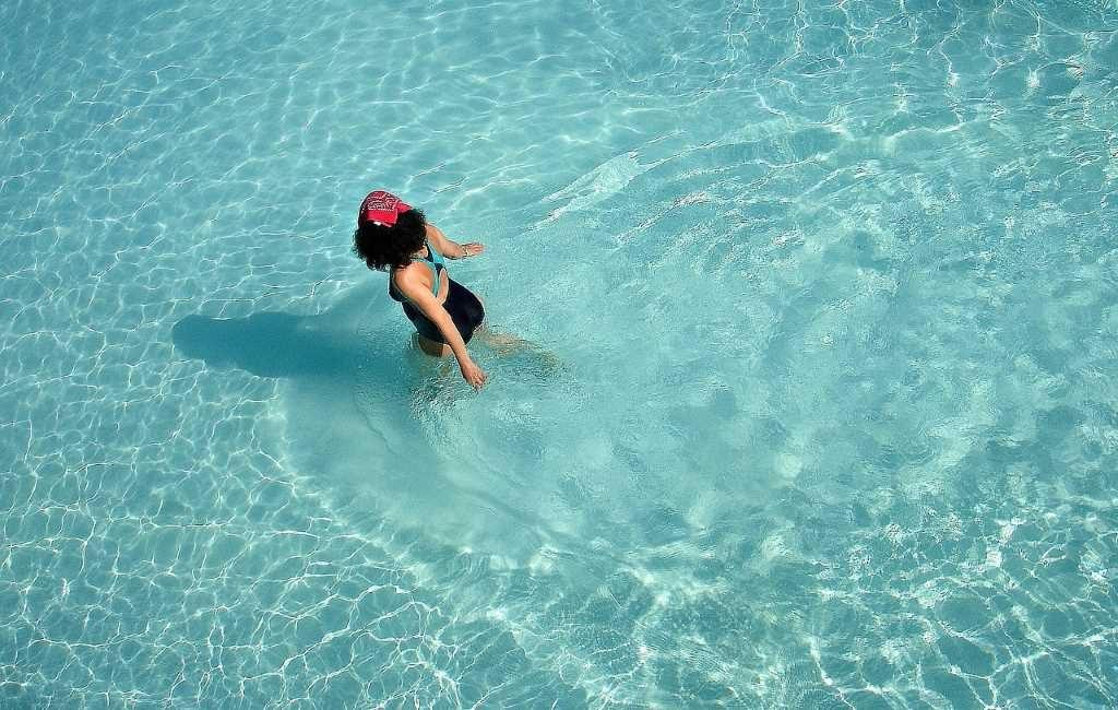 Bruselas YA tiene su piscina gratis para todos y al aire libre