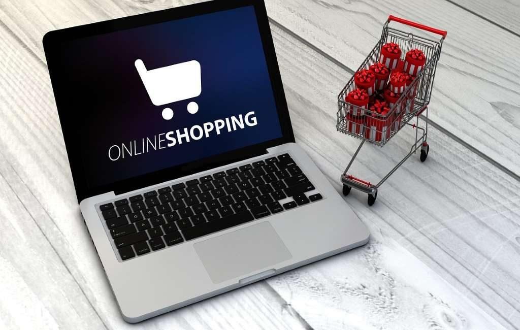 Las compras en Internet en los Países Bajos.