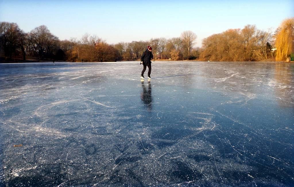 Patinaje sobre hielo ¿Será posible? 2021.