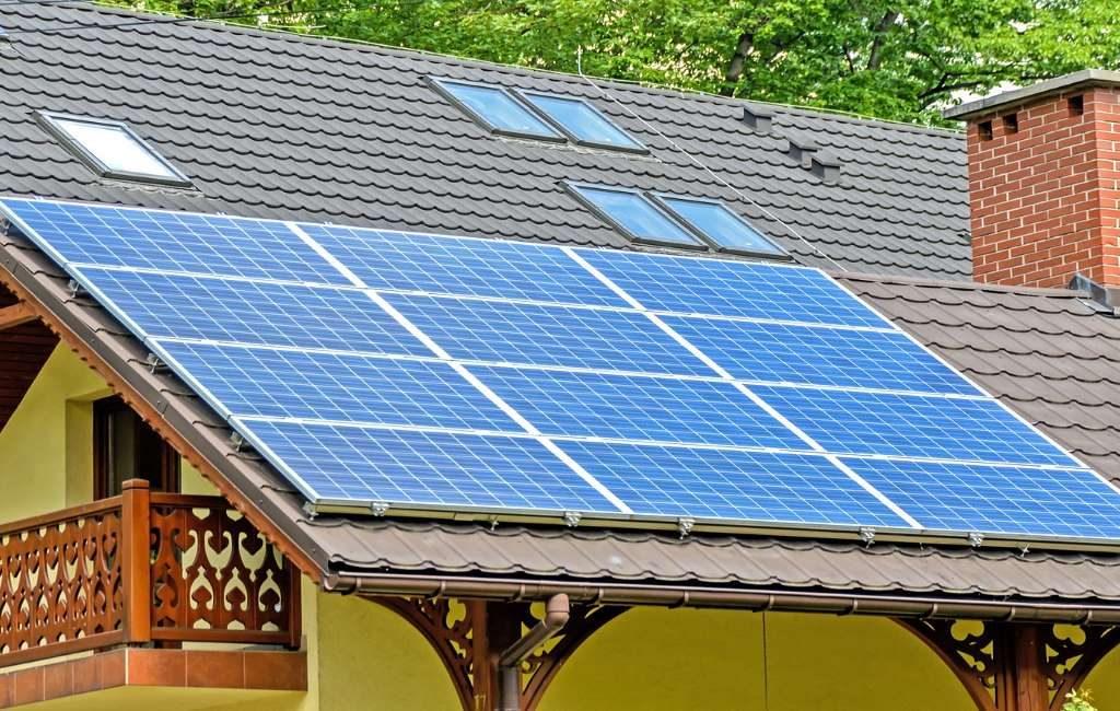 Decathlon comprará energía solar de paneles solares particulares en Bélgica.