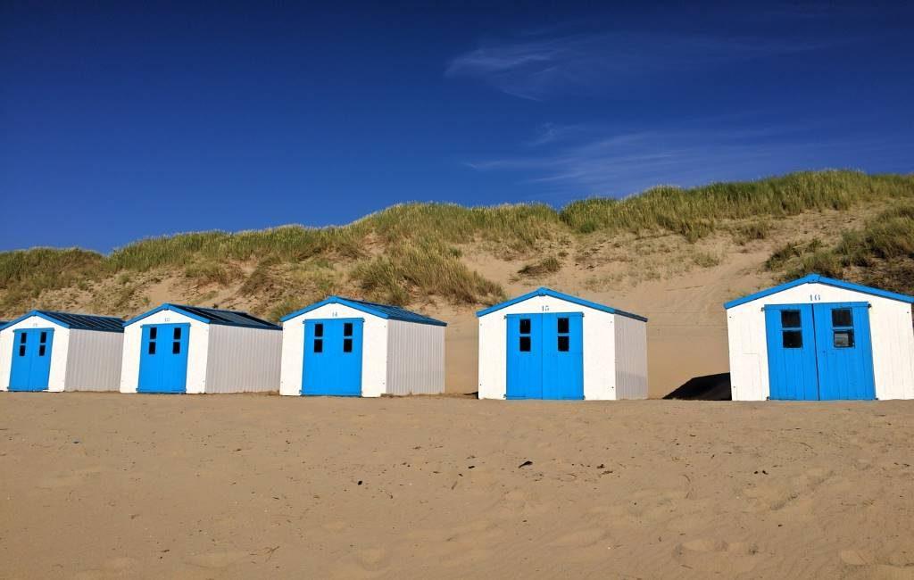 Las playas neerlandeses son cada vez más limpias, según un estudio.