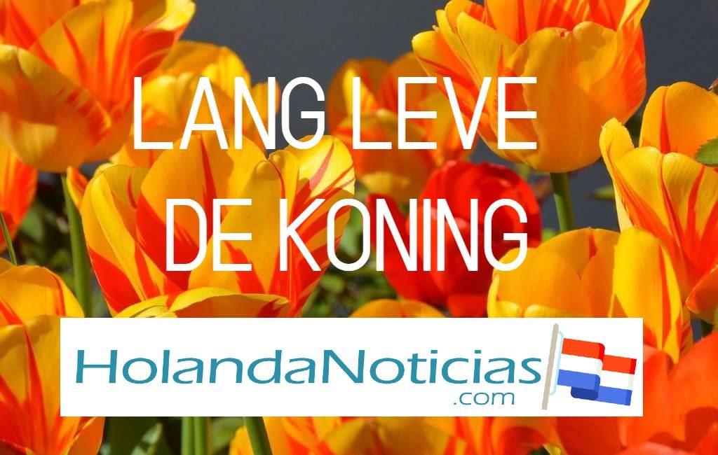 El Rey de los Países Bajos, festeja su día (Koningsdag) en Eindhoven