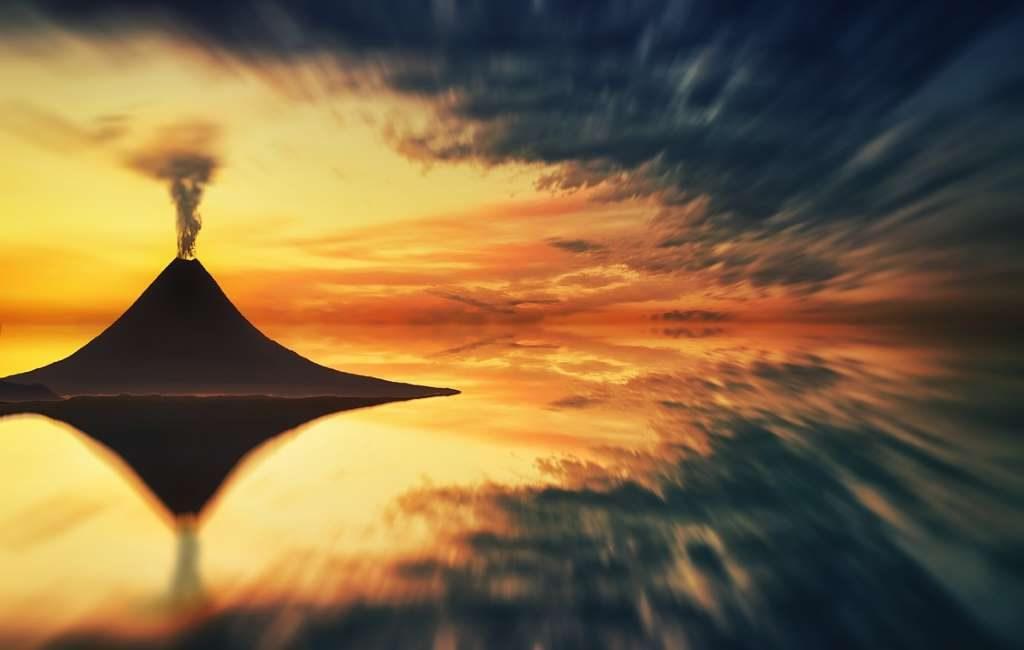 ¿Países Bajos también tiene volcanes?