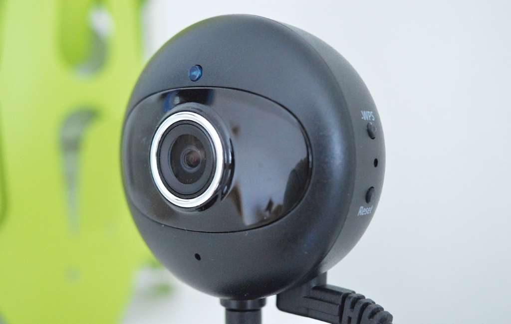 Las cámaras web