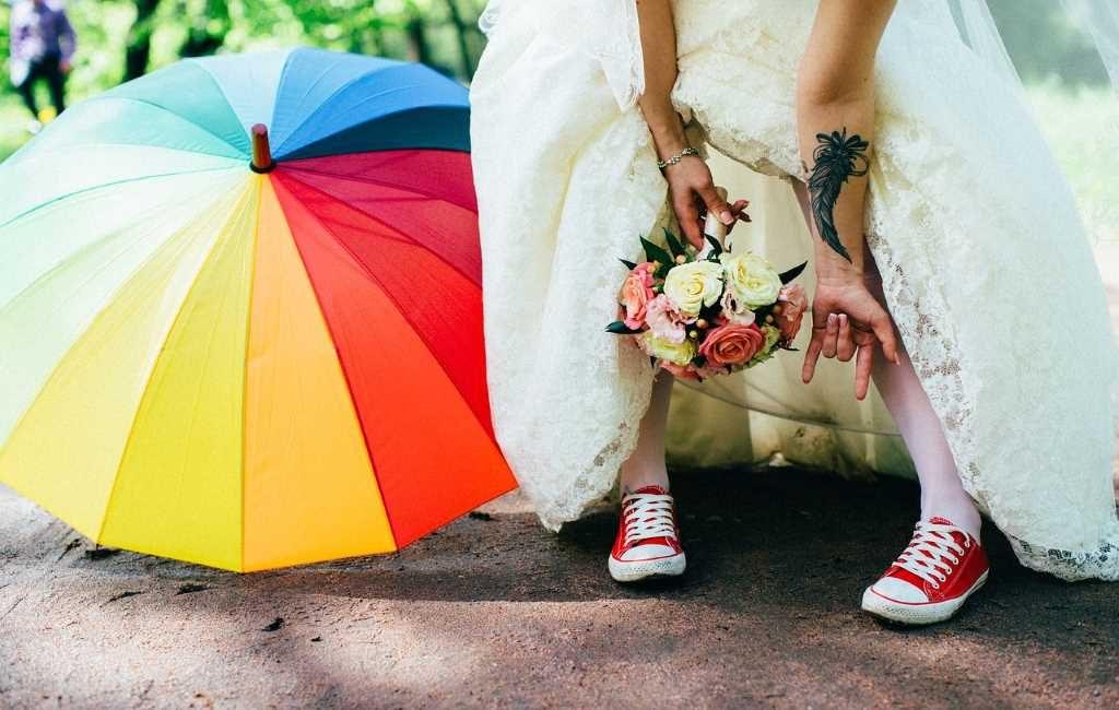 Se cumplen 20 años de matrimonio del mismo sexo en los Países Bajos.