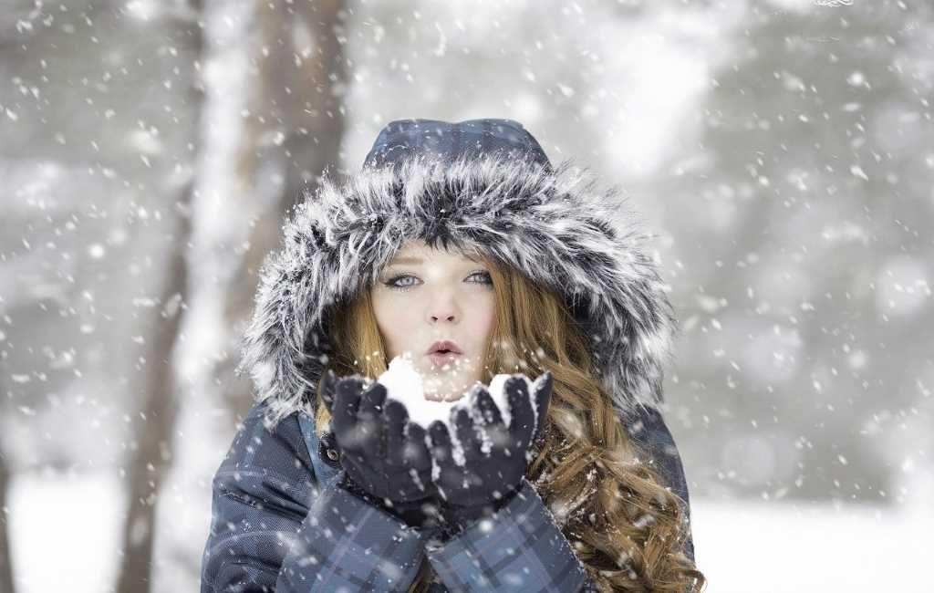Fotos de la nieve en Países Bajos